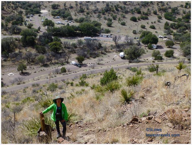 Montezuma Trail