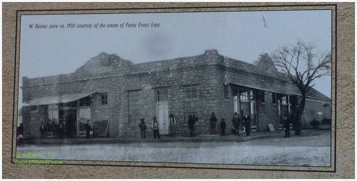 Then, Keesey Building Circa 1891