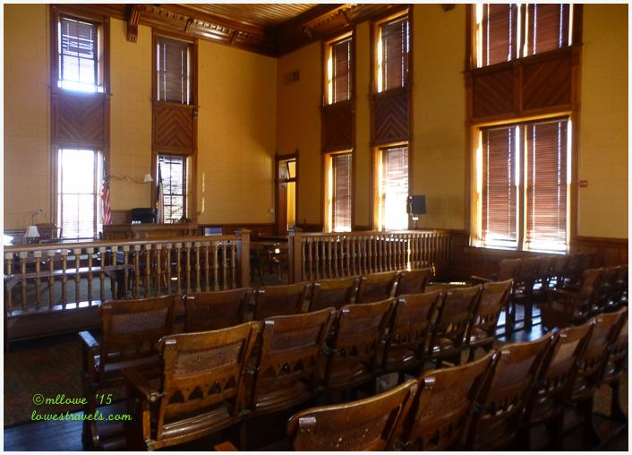 Presidio County Courthouse