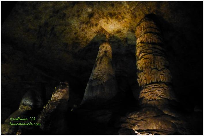 Hall of Giants, Carlsbad Caverns