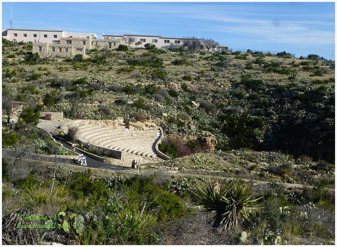 Bat Amphitheater