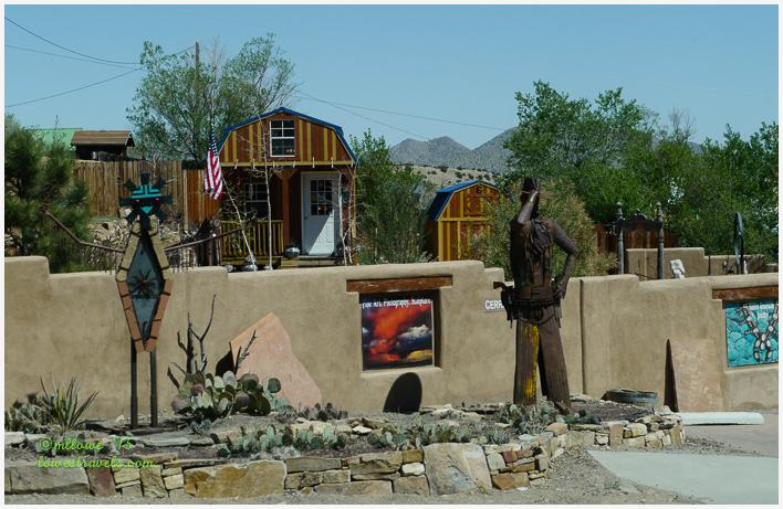 Discovering The Turquoise Trail National Scenic Byway Nm