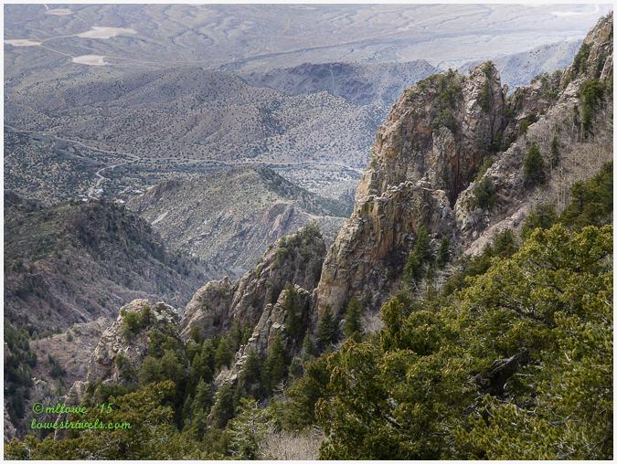 Sandai Mountains