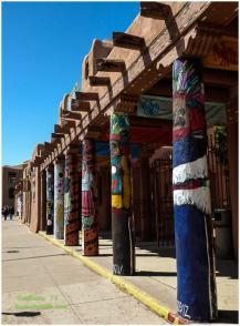 Plaza of Santa Fe