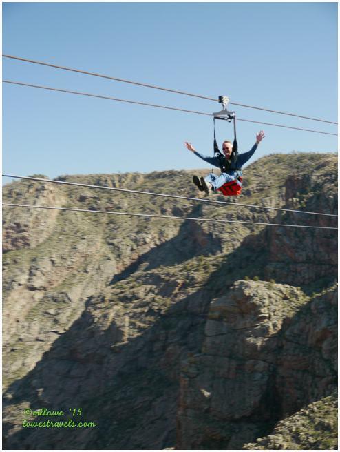 Zip Rider, Royal Gorge