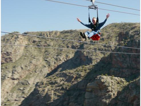 Zip Rider, Royal Gorge