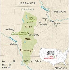 Flint Hills, Kansas