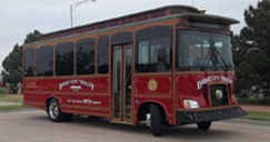 Dodge City Trolley Tour