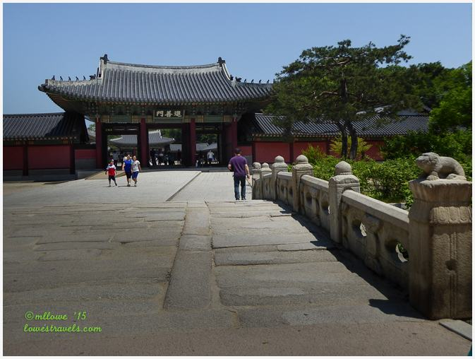Geumcheongyo (Bridge)
