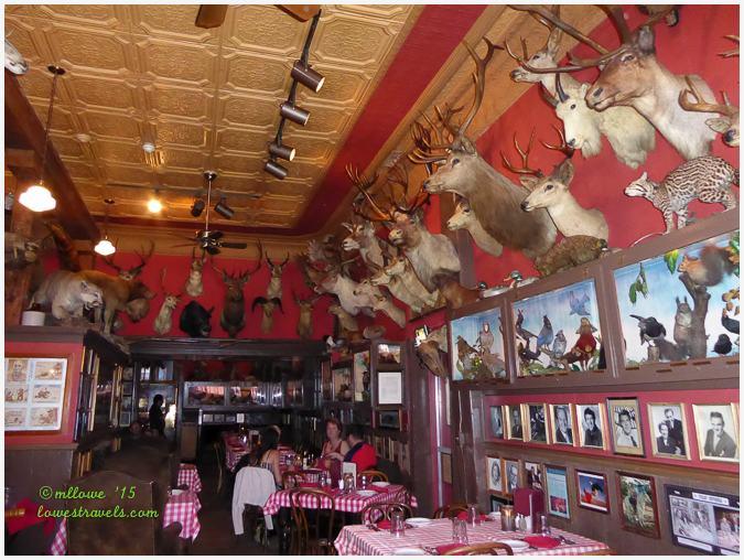 Buckhorn Exchange Steakhouse