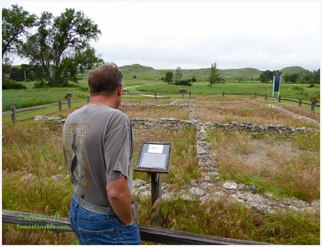 El Cuartelejo Indian Pueblo Ruins