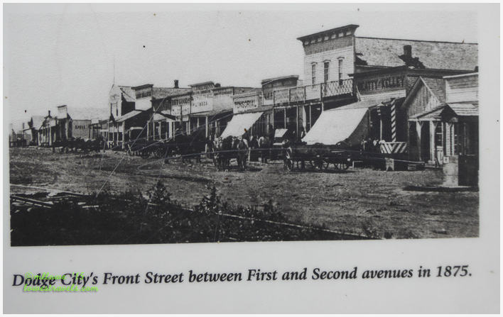Historic Front Street, Dodge City