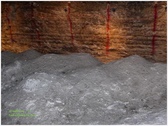 Kansas Underground salt mine