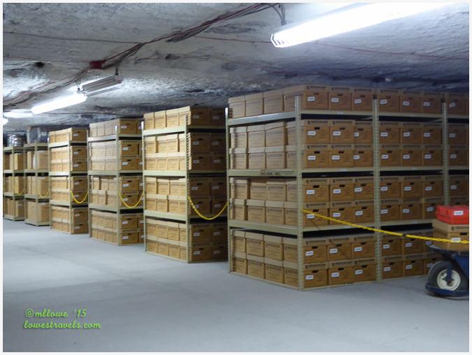 Underground Vault and Storage