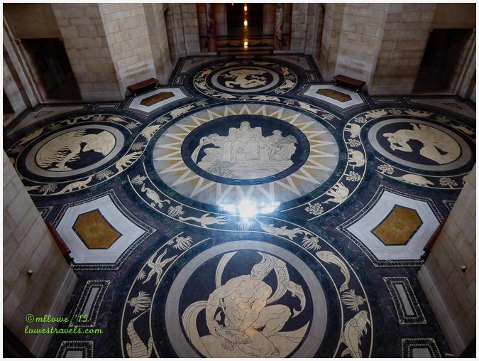 Rotunda- Nebraska State Capitol