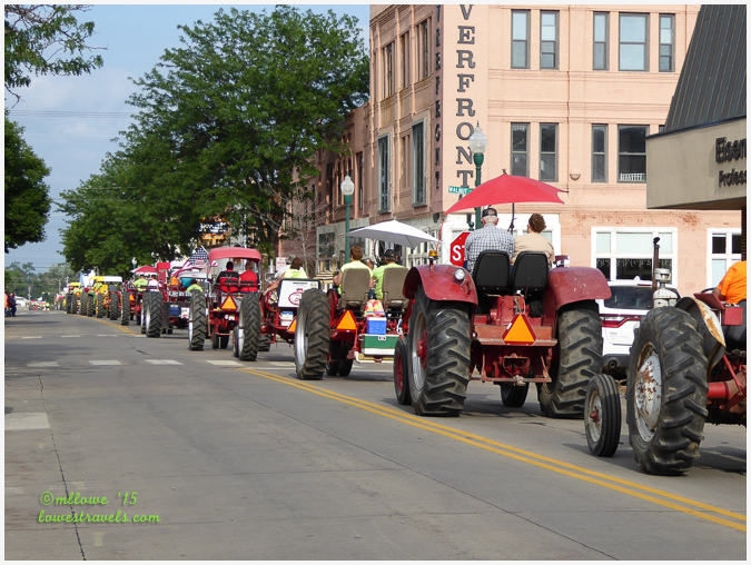 Tractor Ride, Yankton SD