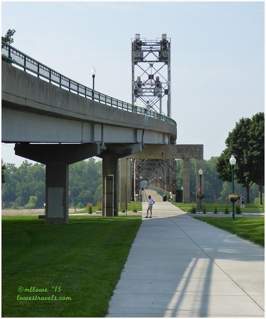 Old Meridian Highway Bridge