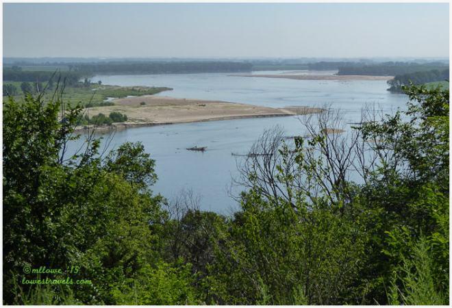 Mulberry Bend, Missouri River