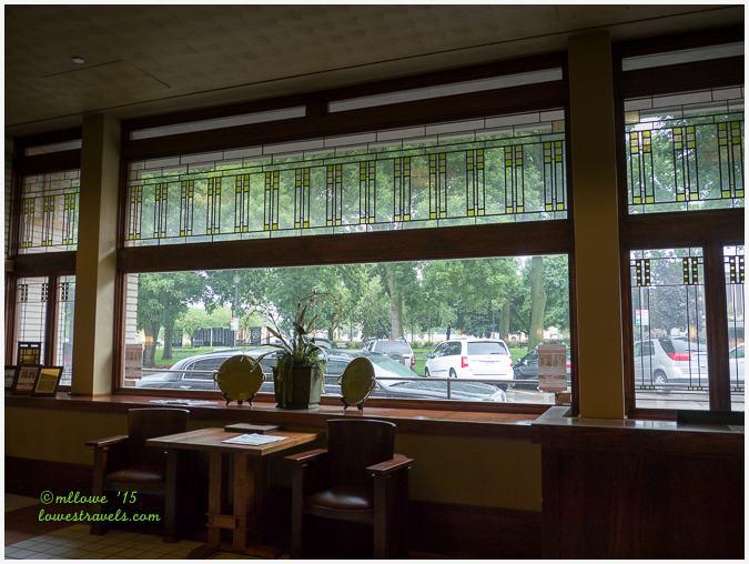 The Park Inn Hotel, Frank Lloyd Wright