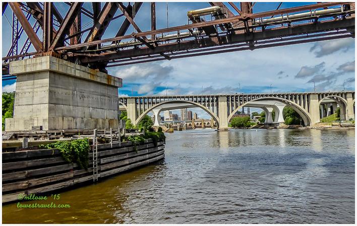 Minnesota Bridges over Mississippi River
