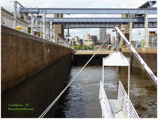 Lower St Anthony Lock and Dam