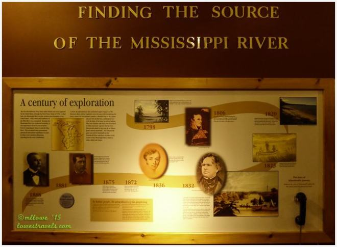 History of Mississippi River