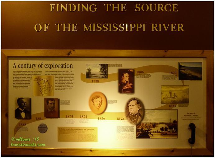 History of Mississippi River