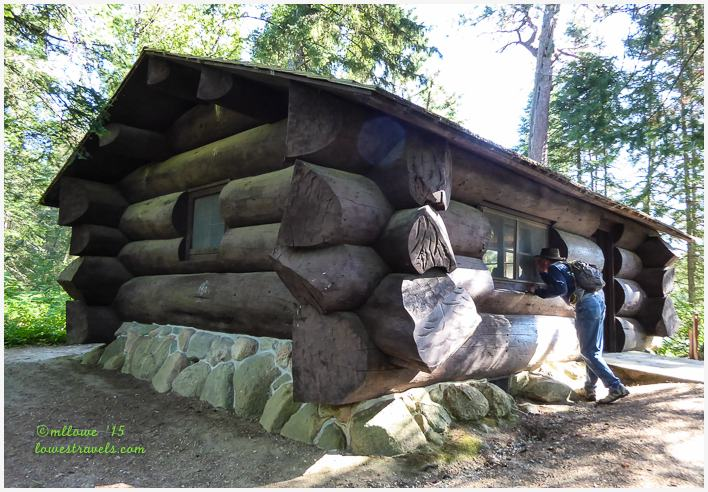 Old Timers Cabin