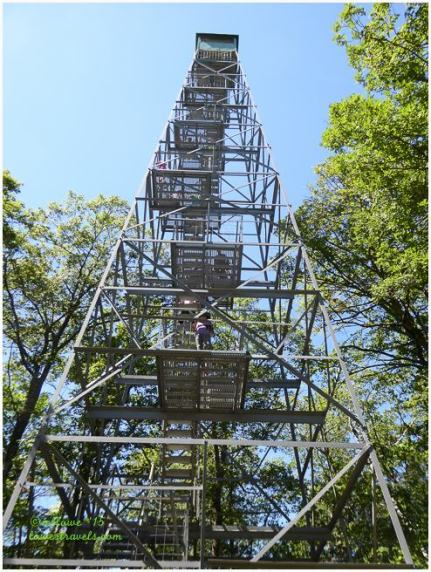 Aiton Heights Fire Tower