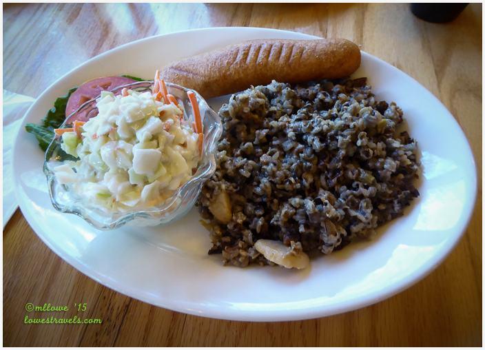 Wild Rice Hot Dish