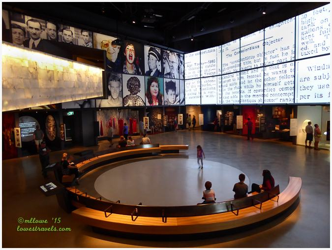 Canadian Journeys, Canadian Museum of Human Rights