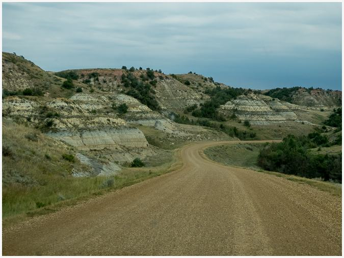 Theodore Roosevelt National Park - South unit