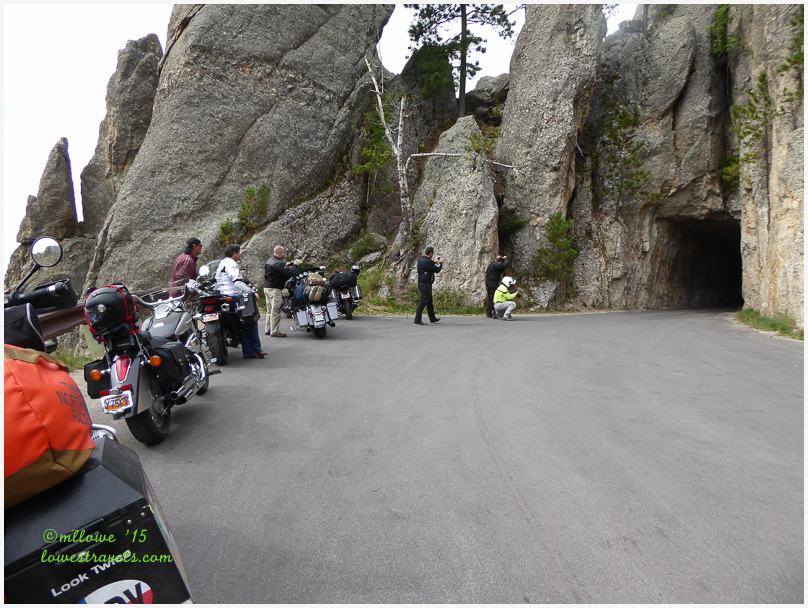 Needles Highway Tunnel