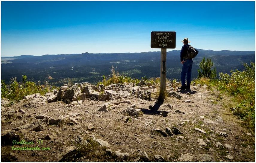 Crows Peak Trail