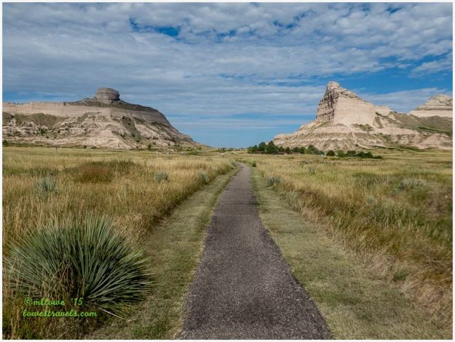 Mitchell Pass, Scotts Bluff National Monument