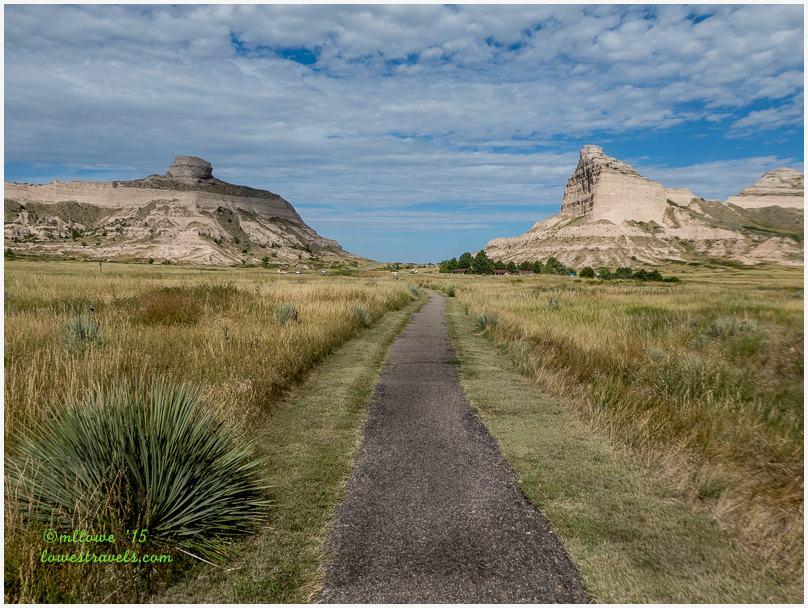 Mitchell Pass, Scotts Bluff National Monument