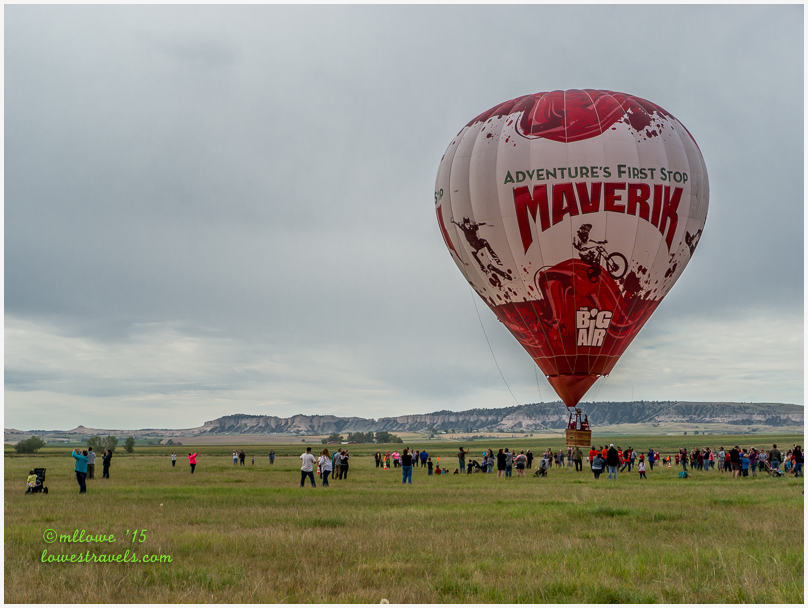 Old West Balloon Fest