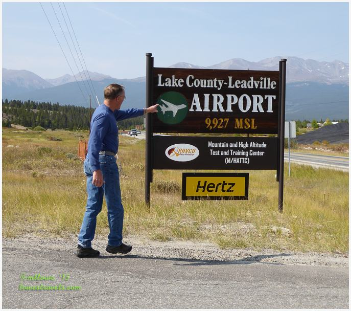 Leadville Airport