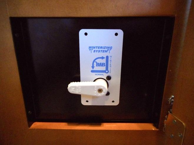 Water heater valve/plumbing replacement