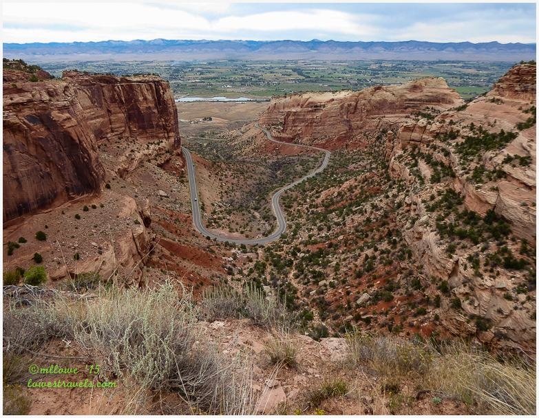 Rim Rock Drive, Colorado National Monument