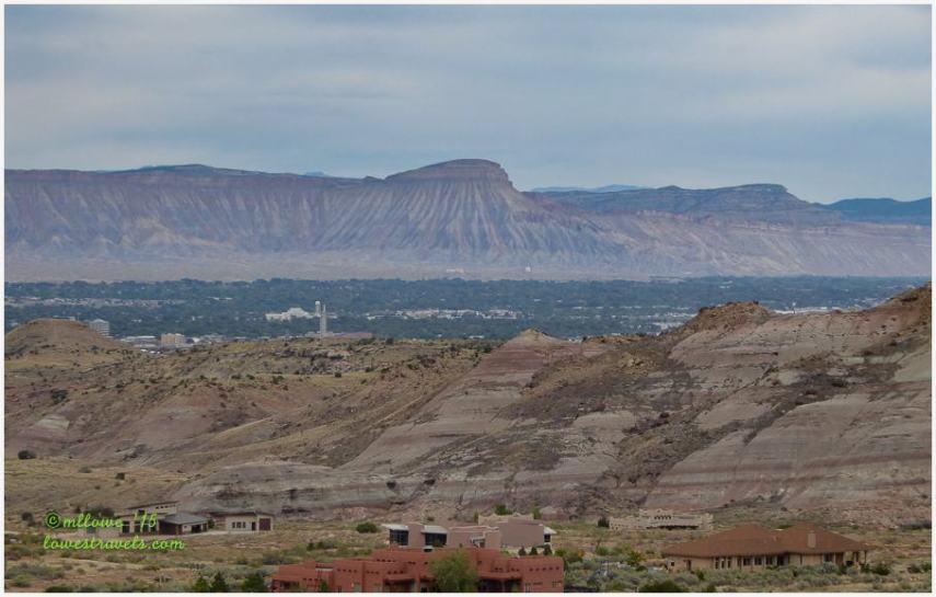 Book Cliffs, Colorado