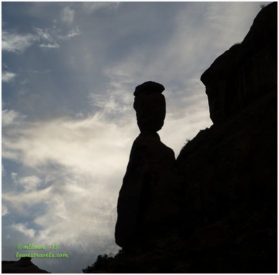 Balanced Rock, Colorado National Monument