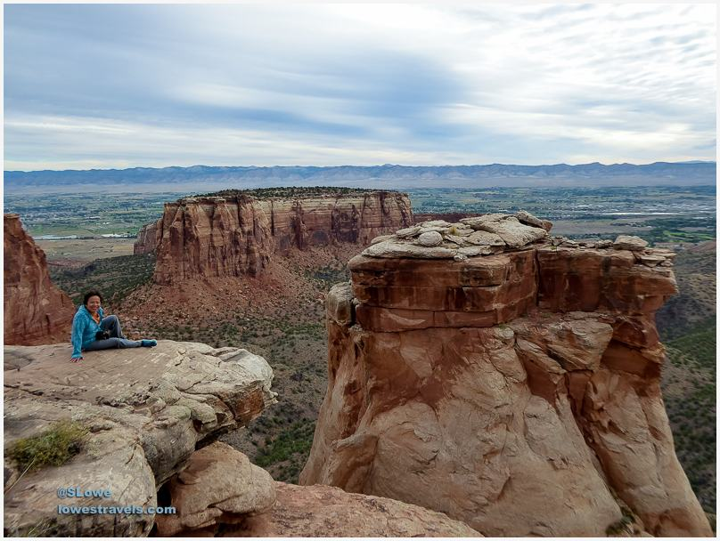Grand View Colorado National Monument