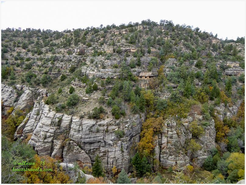 Walnut Canyon National Momument