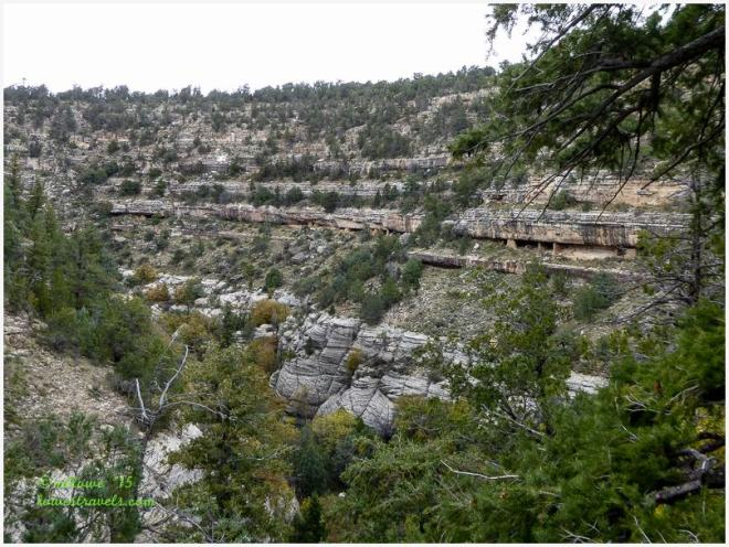 Walnut Canyon National Monument