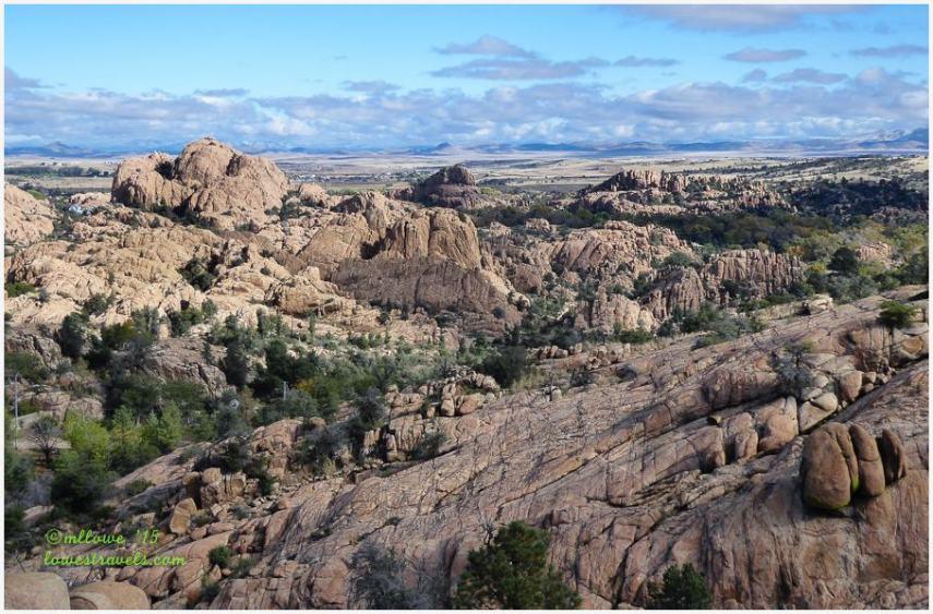 Granite Dells, Prescott Arizona