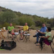 Randy and Joseph - Cave Creek, AZ