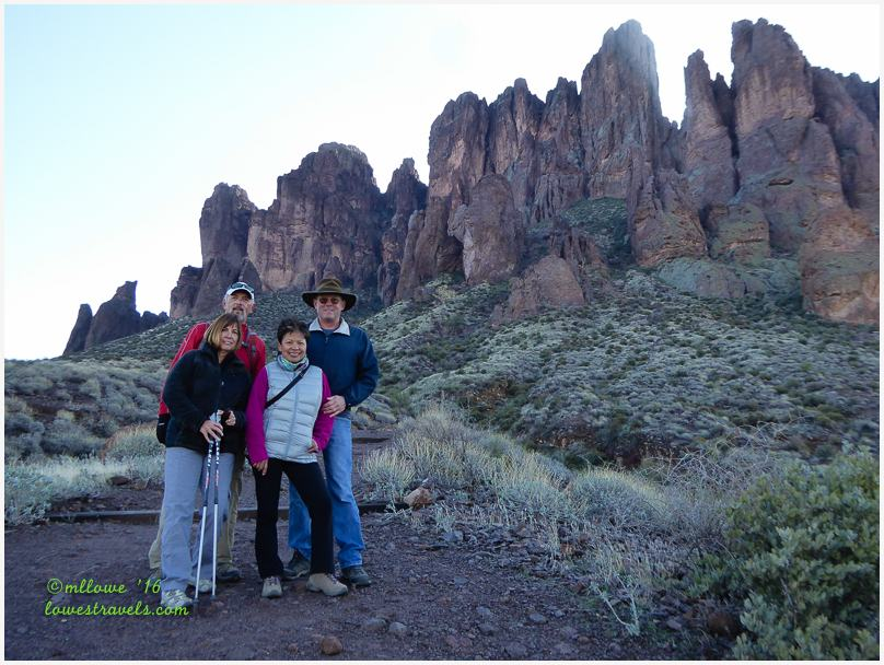 Superstition Mountains