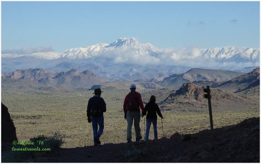 Four Peaks Mountain