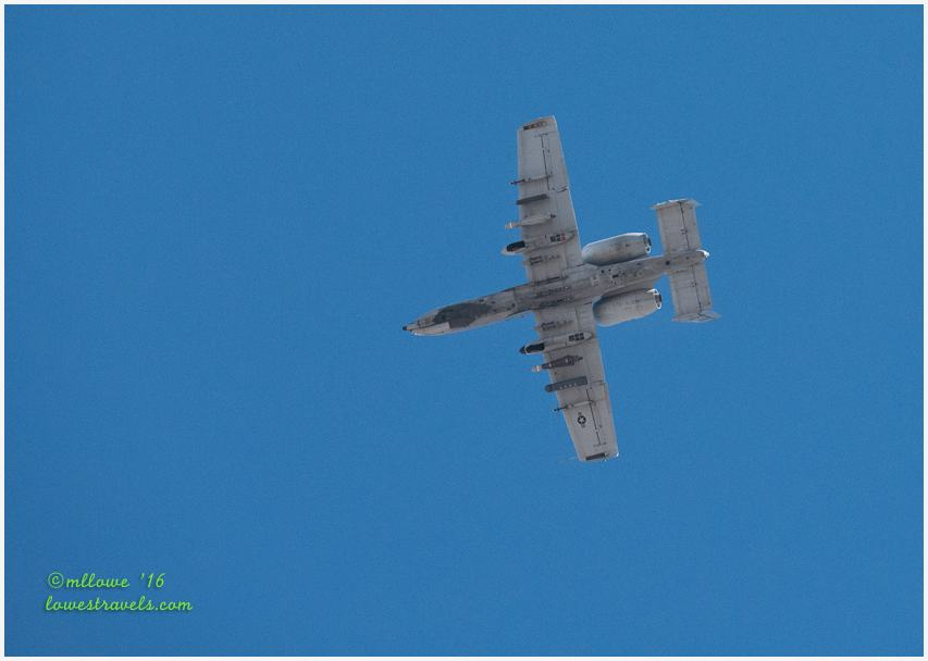 Roaring jets